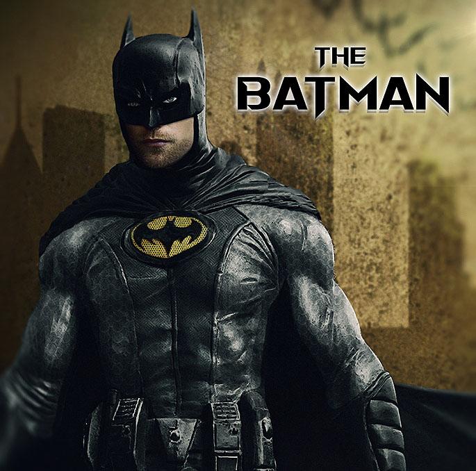 """Харви Дент ще видим в новия """"Батман"""""""