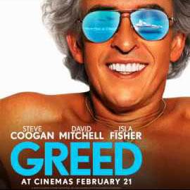 """Стив Куган в първи трейлър на комедията """"Greed"""""""