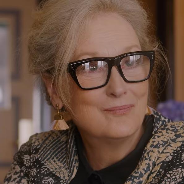 Мерил Стрийп в първи кадри от новия филм на Содърбърг