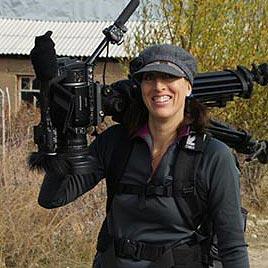 """Софи Диа Пегръм и Джен Милър за """"Крилете на Киргизстан"""""""