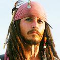 Джони Деп с хонорар от 21 мил. лири за Карибски пирати 4