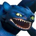 НОЩЕН БЯС от култовата 3D анимация ''Как да си дресираш дракон''