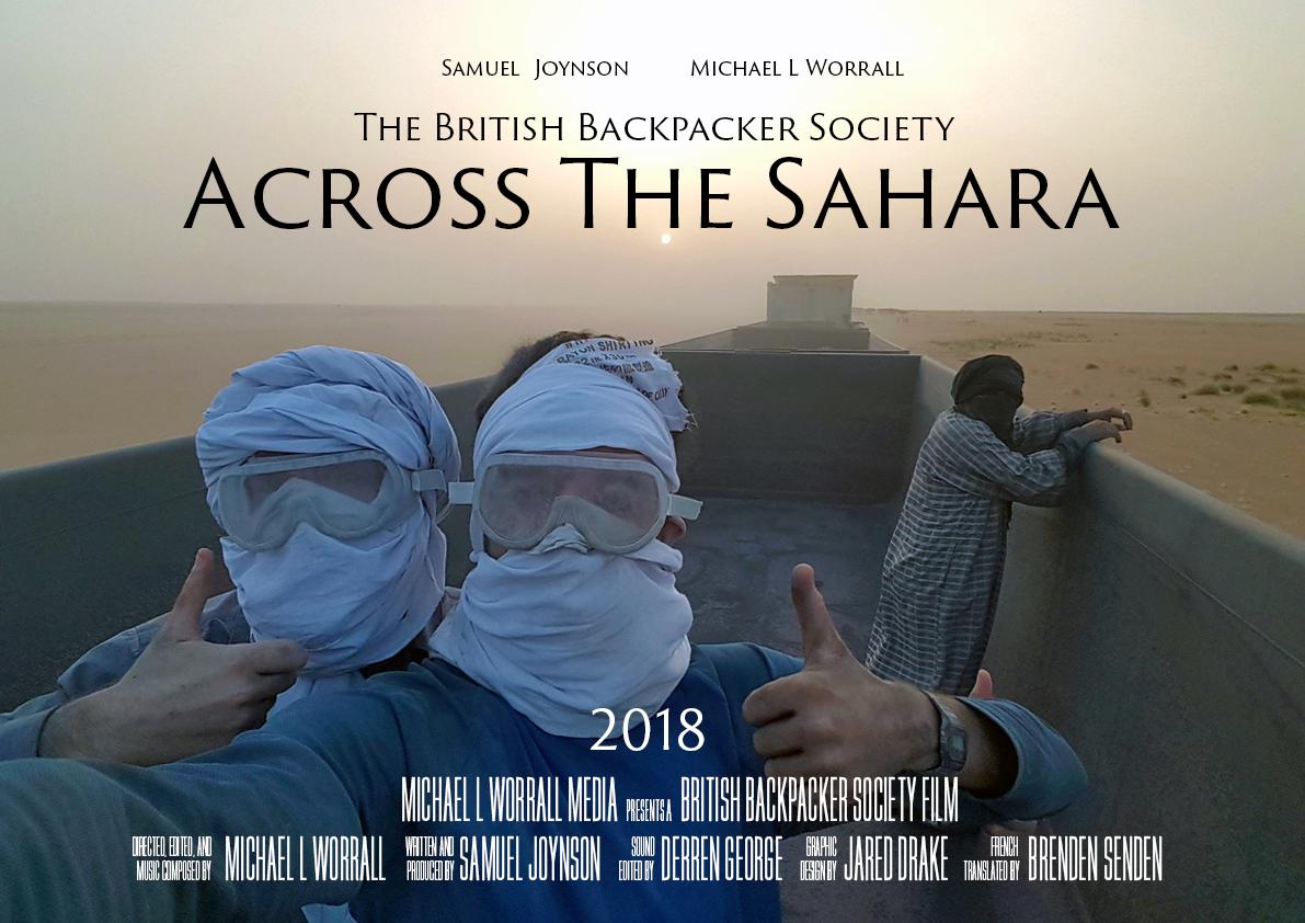 На път през Сахара