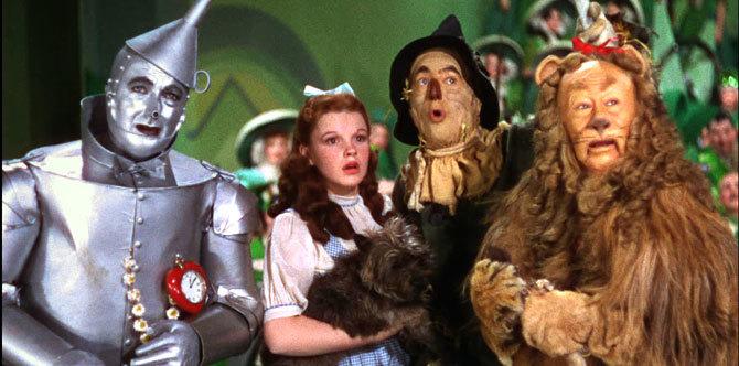 """Откриха откраднатите пантофки от """"Магьосникът от Оз"""""""