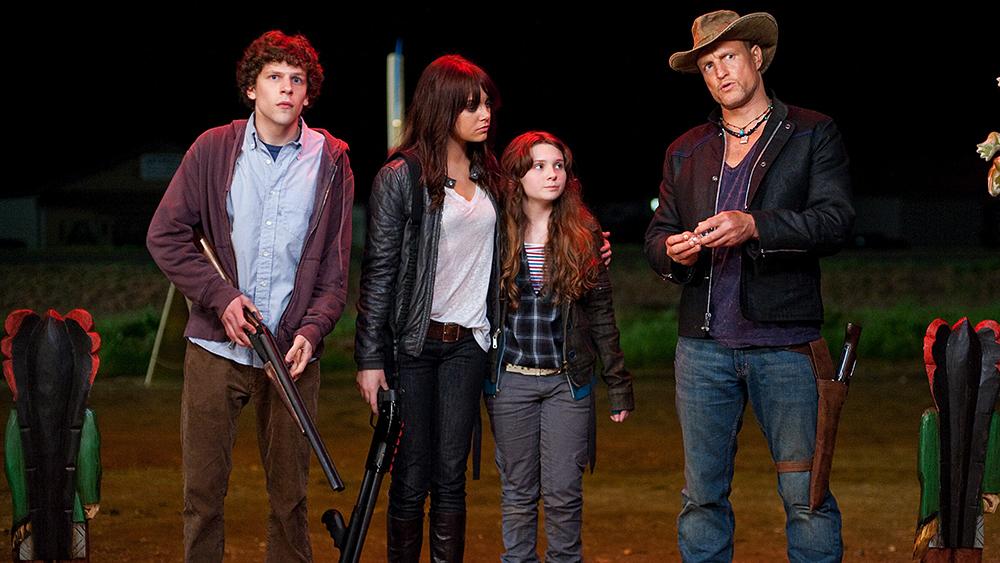 """Бил Мъри и Дан Акройд в """"Zombieland 2"""""""