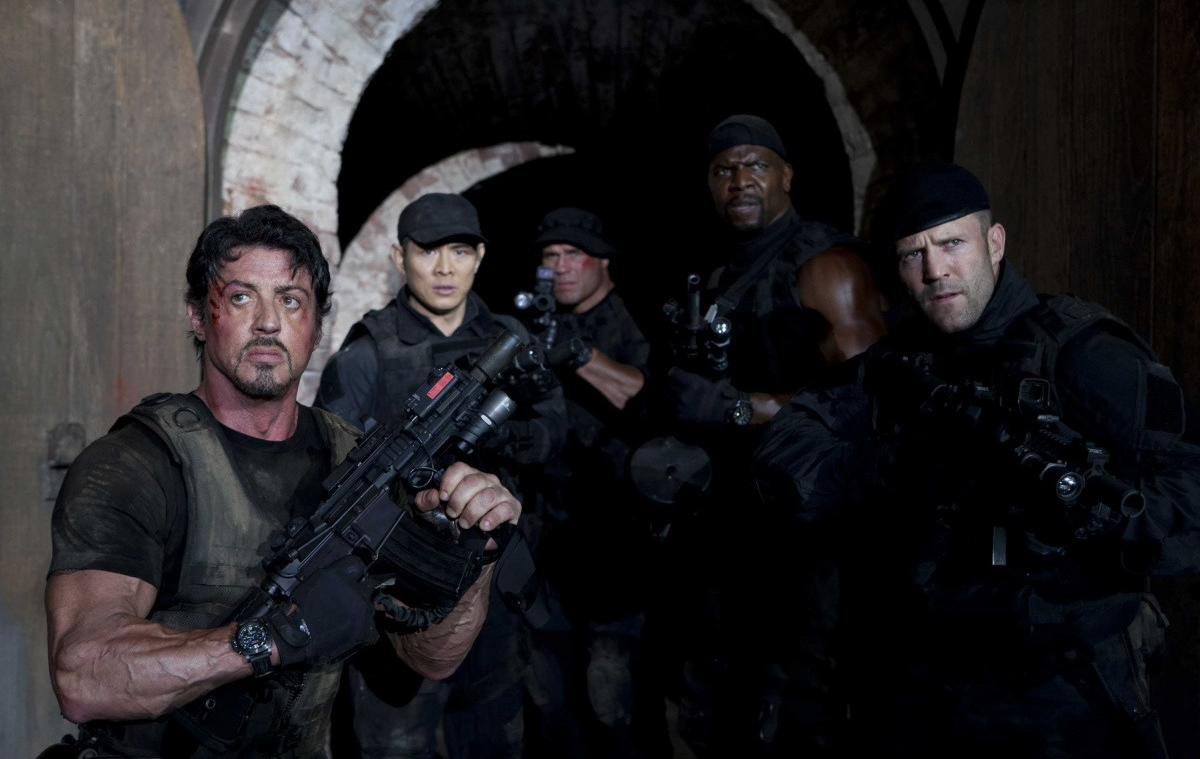 The Expendables: ������������ ��������� �������, ���� ��, ������� �������