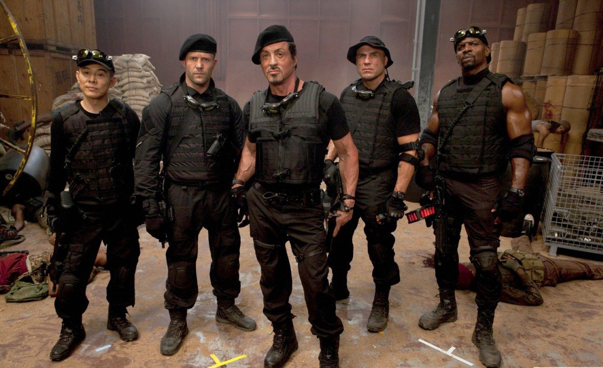 The Expendables: ������������ ���� ��, ������� �������, ��������� �������, ���� ����