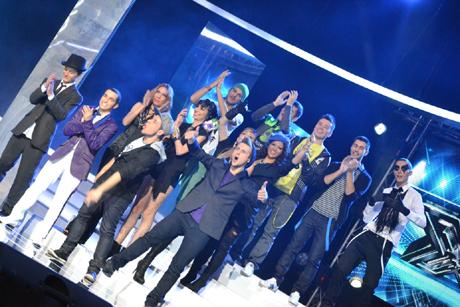 � ��������� �� ���� ������ �� ������� �� �X Factor� �� ������� ��������� ������� �����.