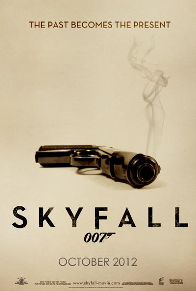 SKYFALL – 26/10/2011