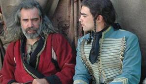 """Този понеделник (14 май) в ефира на БНТ1 стартира серийният филм """"Капитанската дъщеря"""" - екранизация по едноименното произведение на Пушкин."""