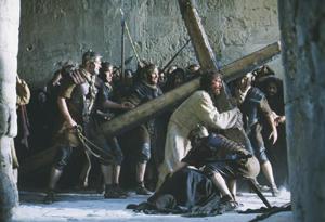"""""""Страстите Христови"""" на Мел Гибсън има повече предварително продадени билети от всеки друг филм в историята."""
