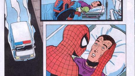 10 велики момента от Спайдър-мен - от комикса до големия екран
