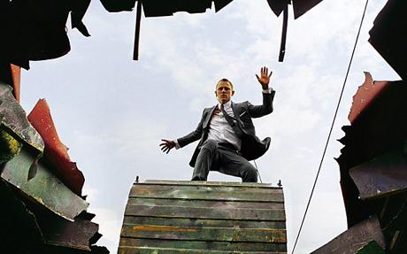"""""""007 Координати: Скайфол"""" е най-касовата премиера на филм за Джеймс Бонд у нас"""