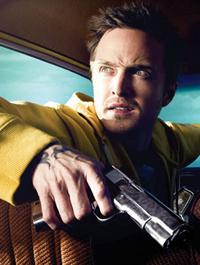 """Арън Пол във филмовата адаптация на видеоиграта """"Need for Speed"""""""
