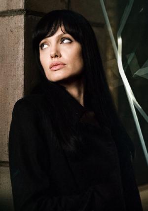 """Анджелина Джоли, """"Агент Солт"""""""