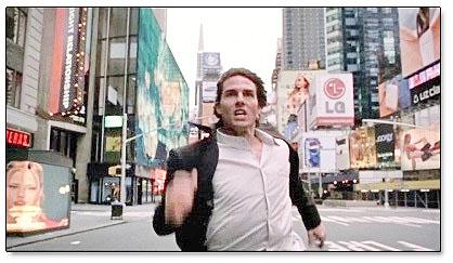 Том Круз ще си намери извинение, за да го гледате как тича
