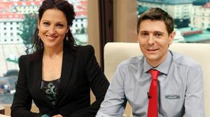От 9-ти септември Анна Цолова и Виктор Николаев дават старт на голямата промяна в сутрешния блок на Нова ТВ.