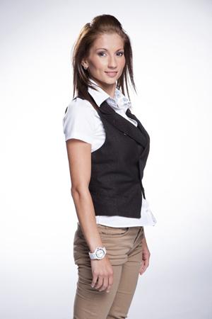 Очарователната Симона ще е ко-водещ на Гергана Стоянова всеки понеделник.