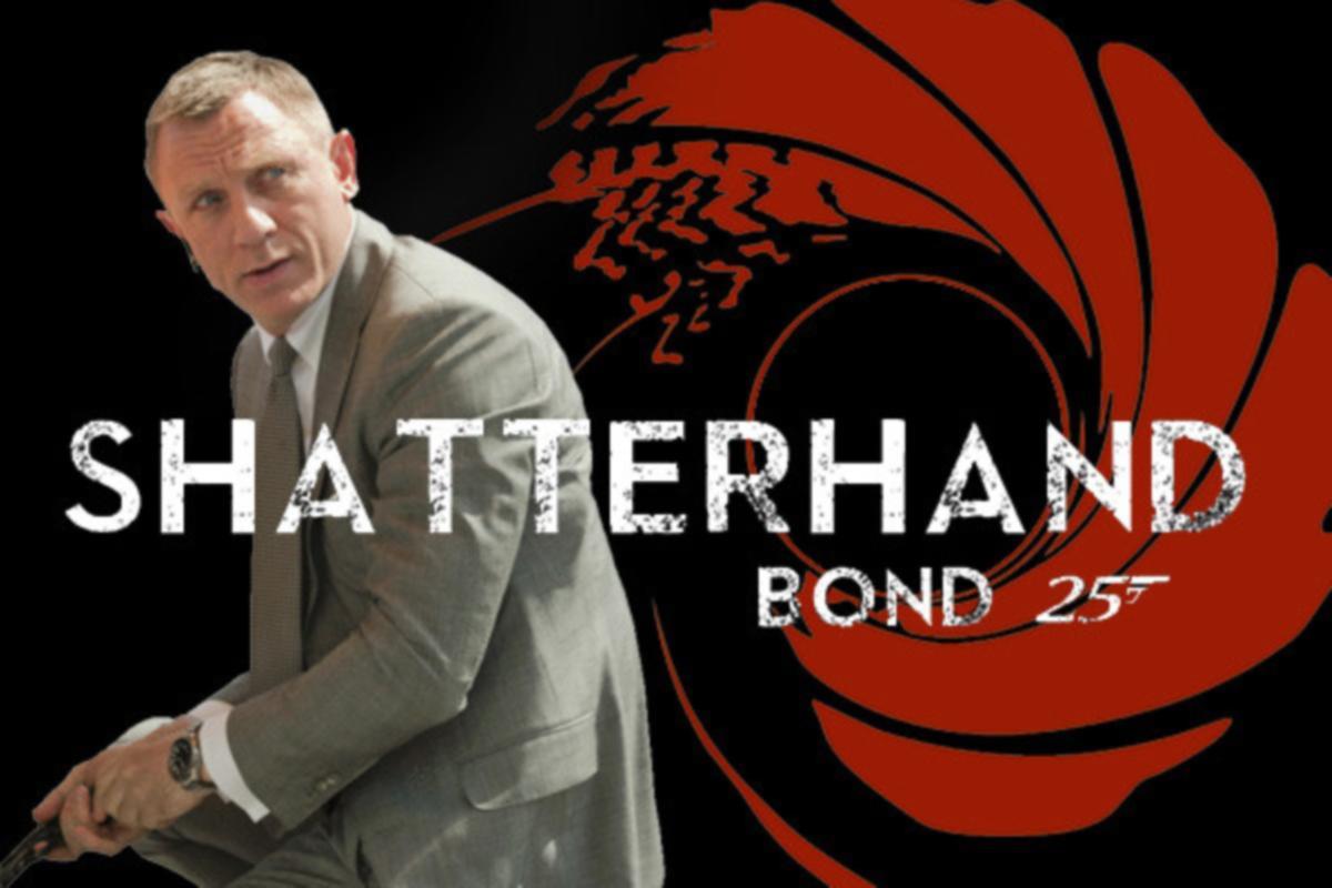 Заглавието на новия Бонд епос е Shatterhand