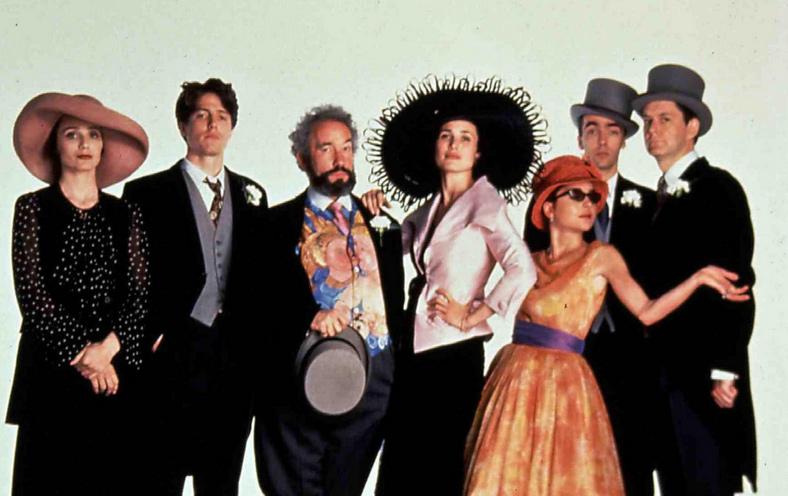 """25 години от премиерата на """"Четири сватби и едно погребение"""""""