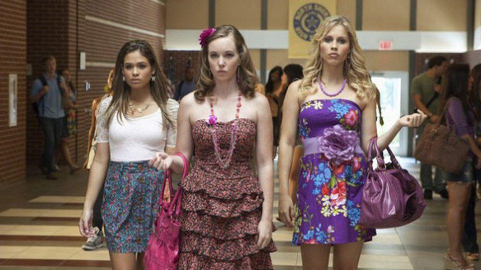 Гадни момичета 2 (2011)