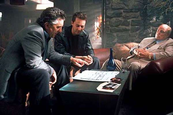 Прецакването (2001)